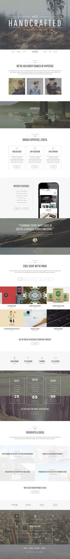 Personal Shopper Site #WordPress #template. #themes #business ...