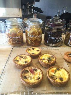 Lemonade, Cod, Espresso, Muffin, Chips, Breakfast, Cod Fish, Expresso Coffee, Breakfast Cafe
