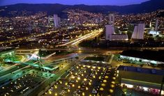 Medellin is the second largest and most progressive city in Colombia. I want to live here!