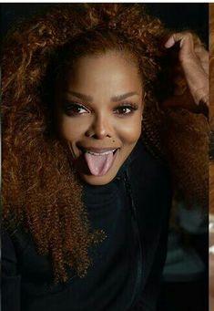 Tongue 👅 me The Jackson Five, Jo Jackson, Jackson Family, Janet Jackson Baby, Michael Jackson, Janet Jackson Unbreakable, Divas, Girl Tongue, The Jacksons