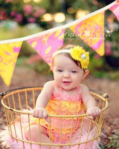 Pink Lemonade petti romper by IzzysAttic on Etsy, $22.99