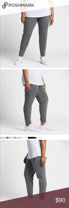 Nike plus size tech sport joggers New with tags retail $100 Nike Pants Track Pants & Joggers