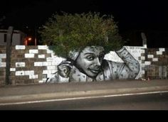 Cool graffiti