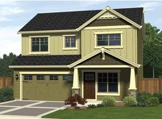 Eplans Bungalow House Plan - Great Starter Home for Growing Families by Design - 1470 Square Feet and 3 Bedrooms from Eplans - House Plan Code HWEPL68902