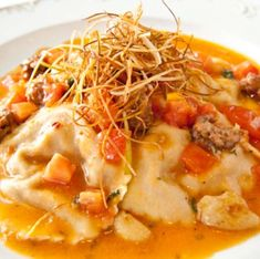 House made pasta and authentic Italian flavors at Venice Restaurants in Denver and Greenwood Village in Colorado #Denver #foodie #VeniceRestaurant #italianfood