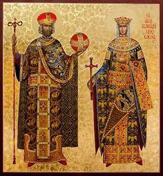 Άγ.Κωνσταντίνος & Ελένη οι Ισαπόστολοι___may 21