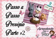 (DIY) PASSO A PASSO PRESÉPIO PARTE #2