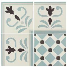 Hevin - Porcelain & Ceramic - Shop by tile type - Wall & Floor Tiles Gorgeous Tile, Tiles, Tile Floor, Fireplace Accessories, Fired Earth, Flooring, Hall Tiles, Sitting Room Decor, Tiled Hallway