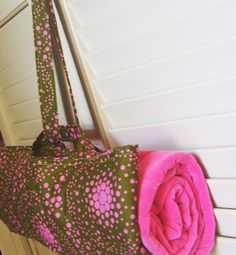 tote-able towel