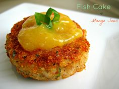 These fish cakes are highly customizable and delicious with mango sour or your choice of condiment. A variety of white fish can be used to suit your tastes.