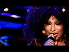 Chaka Khan   TV recording from a concert that she did in The Netherlands, 2010    I Feel For You - Ain't Nobody - What Cha' Gonna Do For Me - Please Pardon Me - Hollywood - Angel - Through The Fire - You Got The Love - Tell me Something Good - Sweet Thing - I'm Every Woman