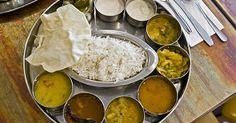 comida típica da índia