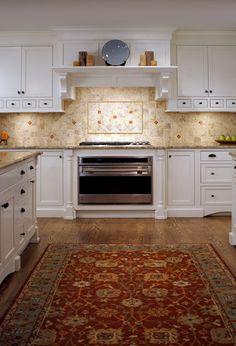 Кухня в классическом стиле дизайн фото
