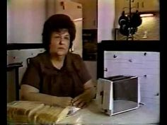 Lady keeps demon-possessed toaster for the only conceivable good reason        In this 1984 clip from The Today Show we meet a woman whose toaster houses Satan himself. After showing it to her interviewer, he asks why she keeps it if the devil lives in it, and her answer is just good, old-fashioned common sense…