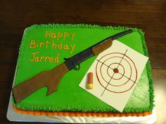 shotgun cake - Google Search