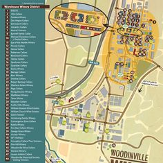 10 Best Woodinville Wine Country Maps images