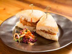 Fried Chicken Sandwich Recipe : Bobby Flay : Food Network - FoodNetwork.com
