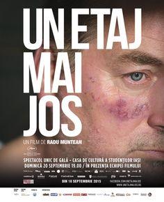 """De la Cannes la Iași: """"Un etaj mai jos"""" – proiecție de gală în prezența actorilor"""