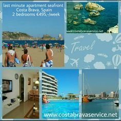 Costa Brava L'Estartit Last minute 9/7-16/7 € 495!