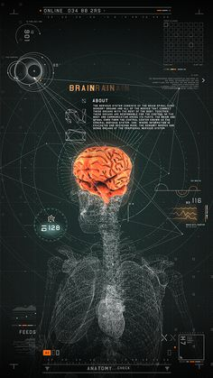 FUTURISTIC MEDICAL INTERFACE