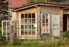 Studio or garden shed, either way I just want a small space of my own...