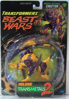 Cheetor - Transformers Beast Wars - TFW2005