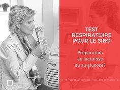 Test du SIBO avec du lactulose ou du glucose? #SIBO #lactulose #glucose