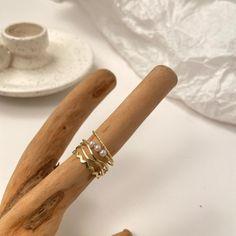 5 Pcs Set Fashion Minimalist Ring – klozetstyle.com