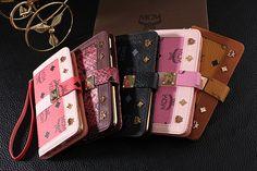 IPhone 6/6 Plus/5/5S MCM Neuartige und Wunderschöne Hand Bag Form Lederimitat Handytasche