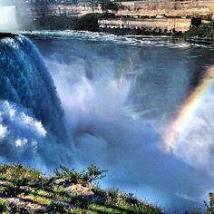 Niagara Falls State Park in Niagara Falls, NY