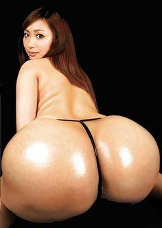 bubble butt asian porn big butt bouncing on cock