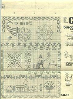 (2) Gallery.ru / Foto # 31 - Campionatori e alfabeti - uiglon