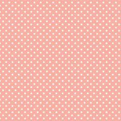 Wrapping Paper - Pink Polka