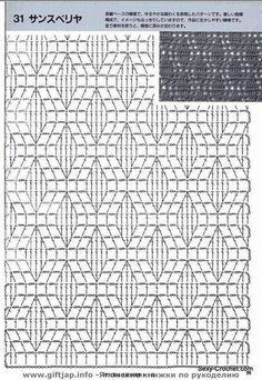 Learning The Craft Of Crochet Stitches – Love Crochet & Knitting Crochet Stitches Chart, Crochet Motifs, Crochet Diagram, Knitting Stitches, Knitting Patterns, Crochet Patterns, Free Knitting, Crochet World, Gilet Crochet