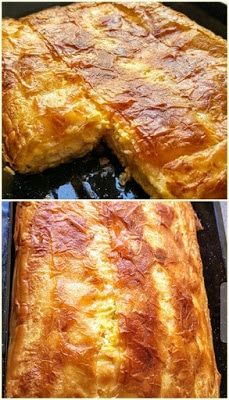 Cookbook Recipes, Cake Recipes, Cooking Recipes, Savory Muffins, Savoury Pies, Oven Chicken Recipes, Greek Cooking, Greek Recipes, No Cook Meals