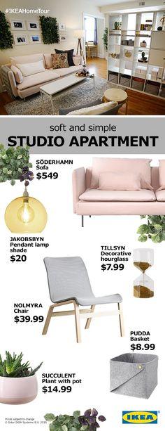 9 best ikea studio apartment images home decor bedroom sitting rh pinterest com
