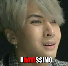 bRAVIssimo xD [Tachiyama] julijulii edit  My edit Ravi meme xD #vixx #ravi #kimwonshik #meme