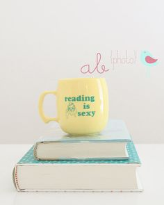 reading is sexy by aliciabruce on Etsy, $20.00