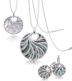 Frederic Sage Venus round shell collection