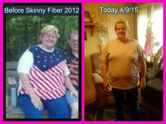 This is me Charlene ScheitlerHi here my pic from 2012 to today,,,,I was doing real good with Skinny Fiber to 2014...I have to fuss up and say I fell off my Skinny Fiber wagon. My Mom's Cancer was back.We found out in March...it was a very hard time for me and my family. I took care of Mom during her last 3 weeks at my home...I ate, in my bedroom alone. Not good for me and I know better! I didn't go from a 3x to a 16 for nothing and I'm determined never to go back there! I started a few…
