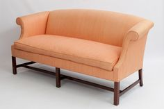 Chippendale Style Camel Back Sofa / Hollywood by CasaBohemeStudio Sofa, Couch, Camel, Love Seat, Backyard, Hollywood, Trending Outfits, Furniture, Vintage