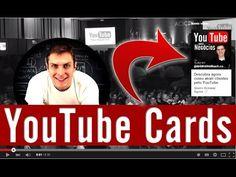 Sempre preocupado com inovações que melhoram a experiência do usuário, o youtube acaba de lançar o YouTube Cards, venha conhecer mais sobre essa ferramenta.