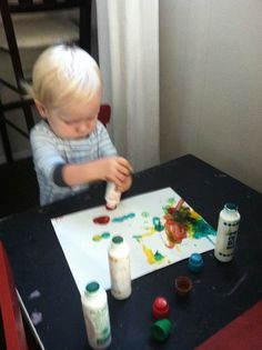 Crafts For Toddlers From The Activity Mom