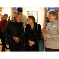 Outermost Inspiration Artists' Reception