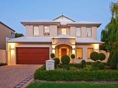 Photo of a house exterior design from a real Australian house - House Facade photo 902786