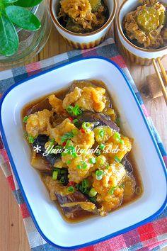 トロントロン♡冷めてからがなお美味しい♡『カリカリ豚と茄子の揚げつゆ浸し』 - Yuu*の愛情たっぷり♪男子が喜ぶモテレシピ レシピブログ -料理ブログのレシピ満載!