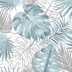 Ambesonne Tree Gym Bag Large Weekender Carry-on Macro Palm Tree Leaves