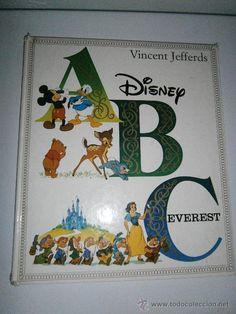 ABC Disney Vincen Jefferds editorial Everest 3º edición 1991