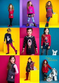Rosalita Señoritas - Sorteo de moda infantil