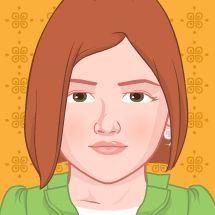 Checkout this avatar created by widyachely via pickaface.net